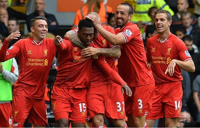 Liverpool desplaza al Mánchester United del segundo puesto
