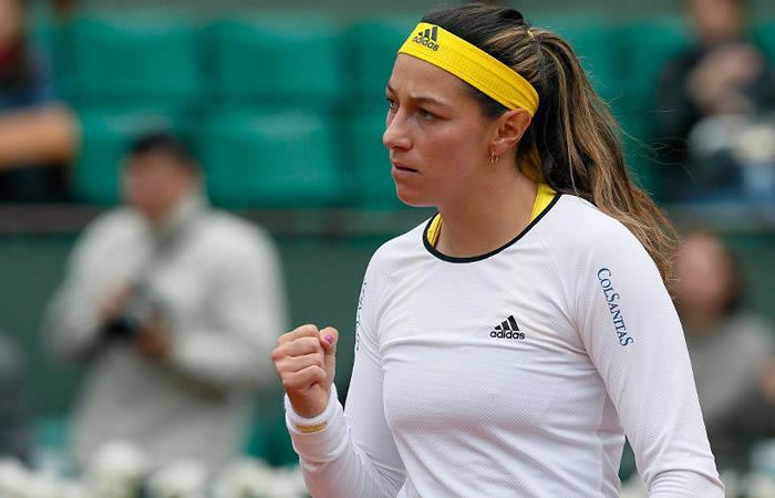 Mariana Duque, eliminada en las semifinales del ITF de Curitiba