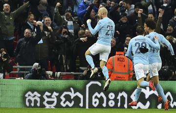 ¡Manchester City es campeón de la Copa de La Liga!