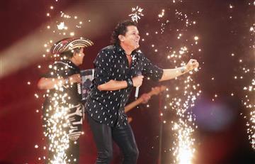Viña del Mar abrió el show con Carlos Vives