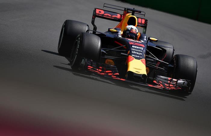 F1: Ricciardo es el más veloz en primera jornada de pretemporada