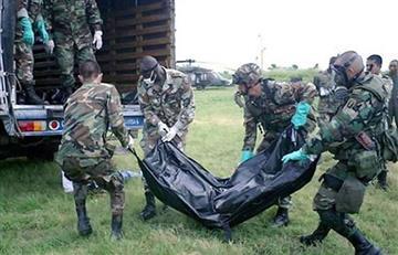 Cinco militares muertos y 10 heridos deja supuesto ataque del ELN