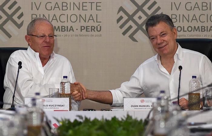 Colombia y Perú rechazan abuso de poder en Venezuela