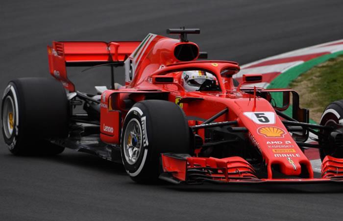 Foto: Twitter Formula 1