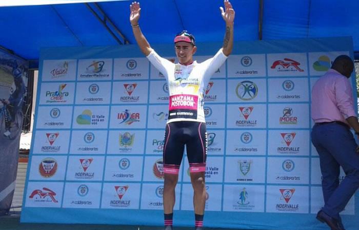Jairo Cano Salas, el mejor colombiano de la Vuelta al Valle
