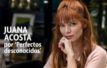 Juana Acosta gana el Premio Fotogramas como Mejor Actriz