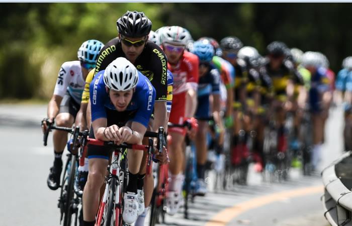 Dos colombianos presentes en el Mundial de ciclismo