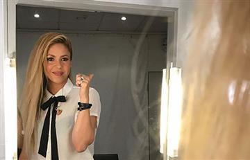 Shakira comienza a saldar su deuda con la Hacienda Española