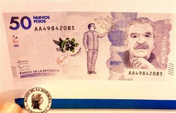 Así serían los nuevos billetes de los colombianos