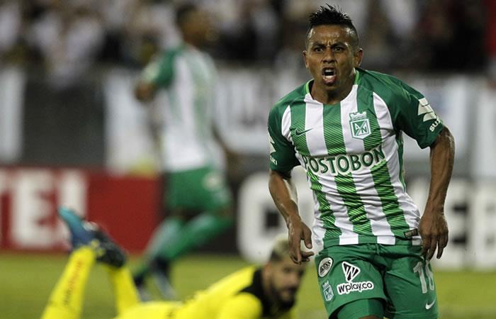 Libertadores: Nacional derrota a Colo Colo en su debut en la copa