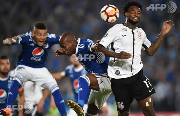 Millonarios y Corinthians terminaron sin goles, Reviva el Minuto a Minuto