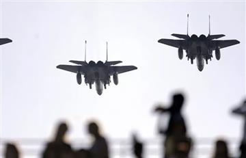 Ovni provoca pánico entre pilotos de guerra de Estados Unidos