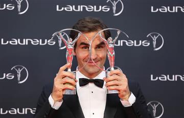 Premios Laureus: Roger Federer, mejor deportista del año