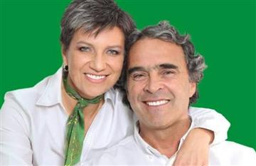 Sergio Fajardo y Claudia López, juntos por la presidencia de Colombia