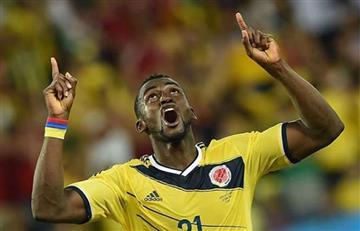 Jackson Martínez: Empieza el drama para el futbolista
