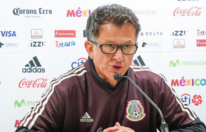 Juan Carlos Osorio no continuará con la selección Mexicana