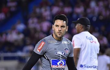 Junior cae goleado ante Palmeiras: Reviva el Minuto a Minuto