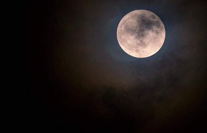 Marzo 2018: Cuándo ver la 'Luna Gusano' y la 'Luna azul'