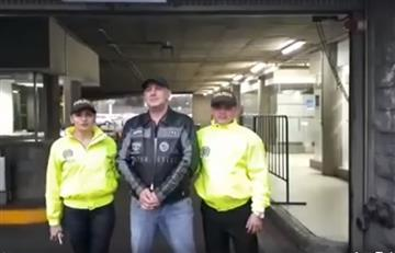Narcojet: Se entregó a las autoridades el líder de la operación