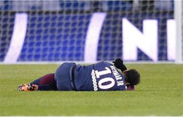 Neymar: Pesimas noticias para el PSG