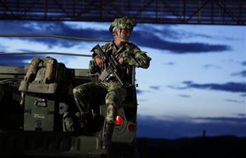 Norte de Santander: Un soldado muerto en hostigamiento a base militar