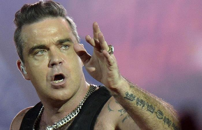Robbie Williams. Foto: AFP