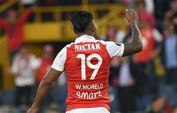 Libertadores: Santa Fe cedió empate en El Campín ante Emelec