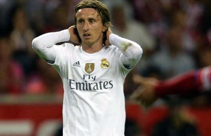 Luka Modric es acusado de falso testimonio