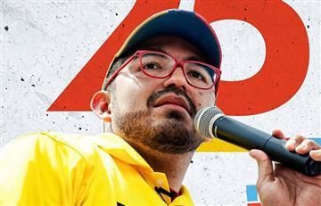 Oswaldo Ortíz quiere revivir el referendo discriminatorio si llega al Senado