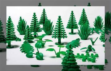 LEGO usará plástico hecho con caña de azúcar