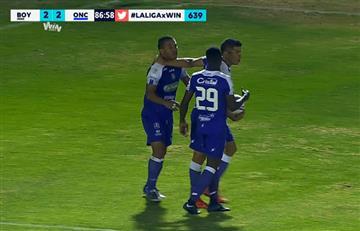 Liga Águila: Once Caldas salvó un punto tras empatar con Chicó en Tunja