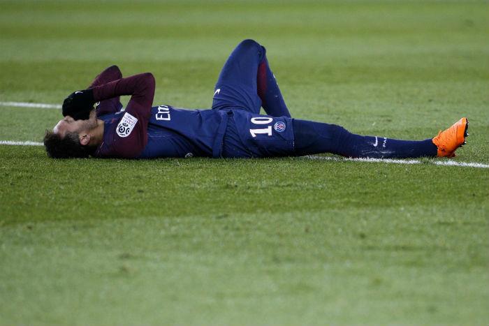 Neymar:¡Excelentes noticias para el futbolista!