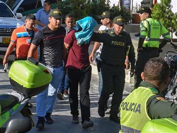 Capturan a rebelde del ELN implicado en atentados en Barranquilla