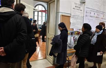 Elecciones: Italia vota bajo la incertidumbre