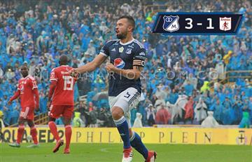 Liga Águila: Millonarios ganó el clásico contra América por la sexta fecha del FPC
