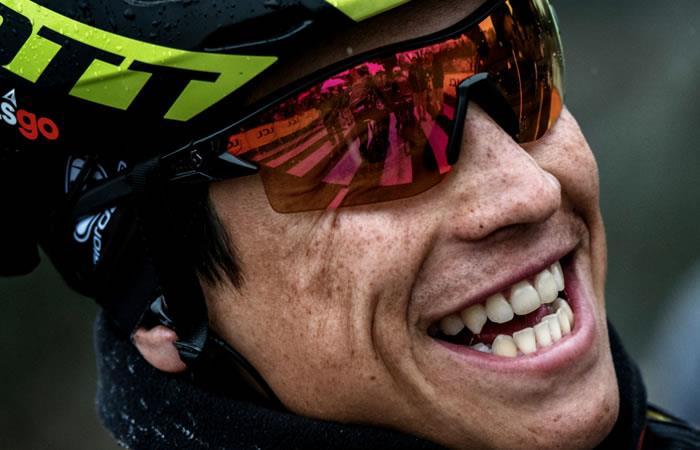 París-Niza: Esteban Chaves, mejor colombiano en la primera etapa