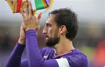 Fiorentina: El mundo del fútbol aplaude este noble gesto con Davide Astori