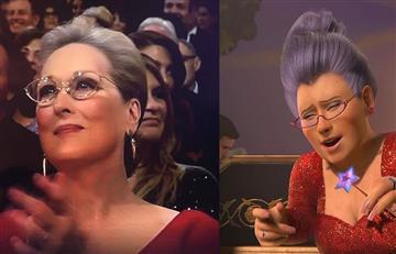 Meryl Streep renueva su meme en los Premios Oscar