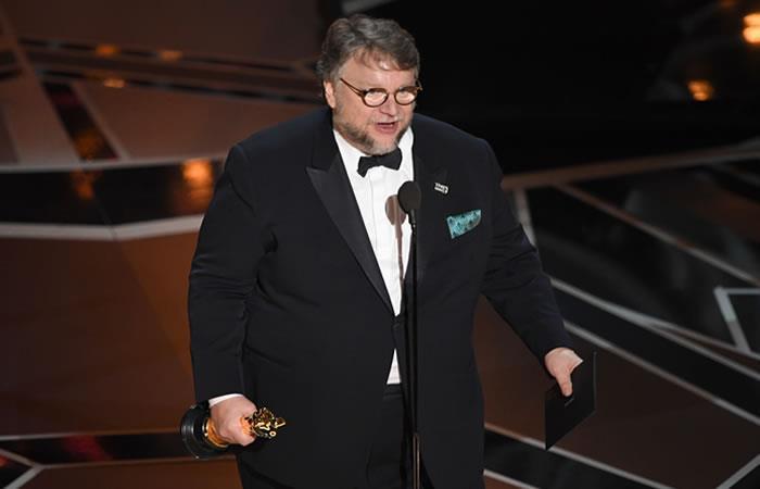 Oscar 2018: Guillermo del Toro es el Mejor Director por La Forma del Agua