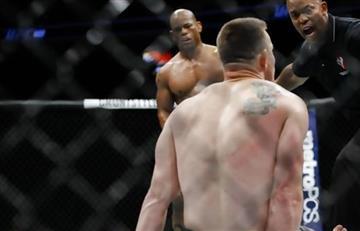 Vídeo: Duro nocaut envió a luchador de UFC directo al hospital