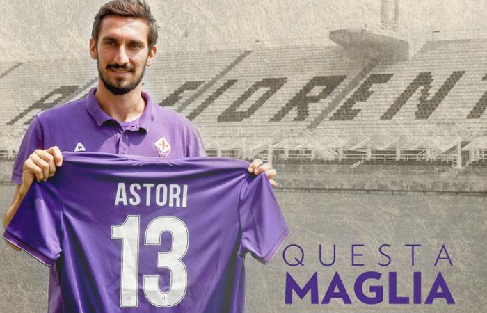 Davide Astori conserva el 13 para la eternidad