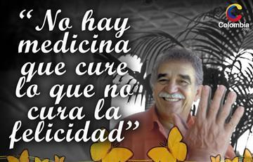 Gabriel García Márquez y las recordadas frases de sus libros