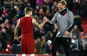 Liverpool también se mete a los cuartos de final