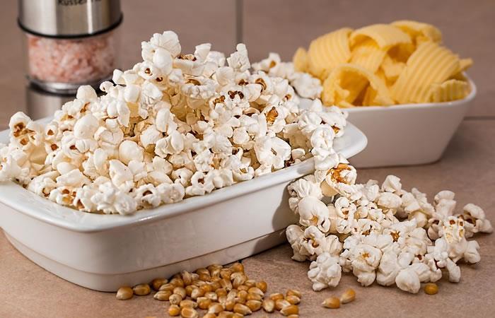 Palomitas de maíz, ideales para bajar de peso y rejuvenecer