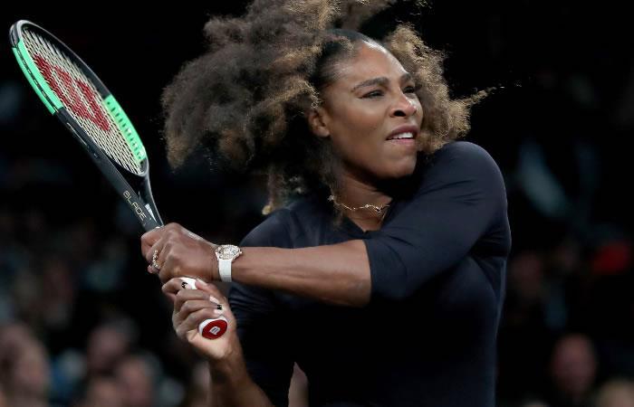 Serena Williams preparada para Indian Wells