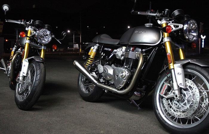 Valledupar: Mujeres se pasean en moto luciendo su ropa interior