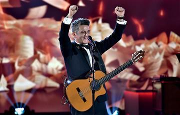 Alejandro Sanz anuncia que su vida y trayectoria estará en un documental