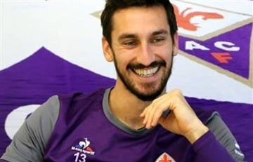 El adiós del fútbol italiano a Davide Astori