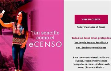 El Dane extiende hasta el 12 de abril el plazo para efectuar censo virtual (e-censo)