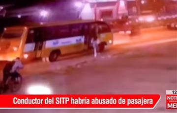 Joven denuncia ser abusada por un conductor del SITP Provisional